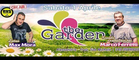 Sabato al The Garden di San Michele