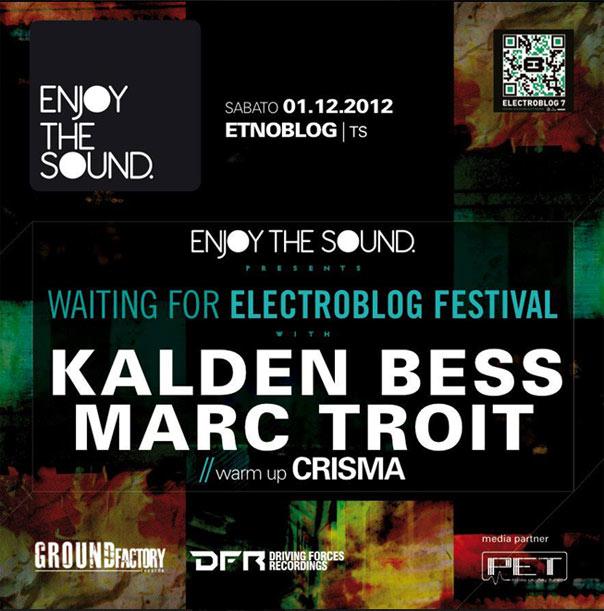 Kalden Bess all' Etnoblog a Trieste