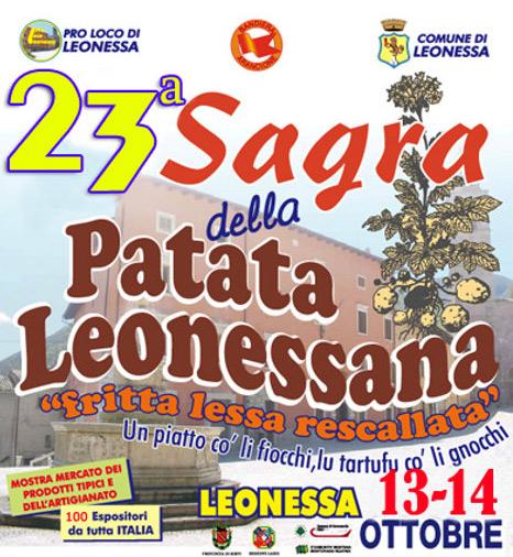 La patata di Leonessa