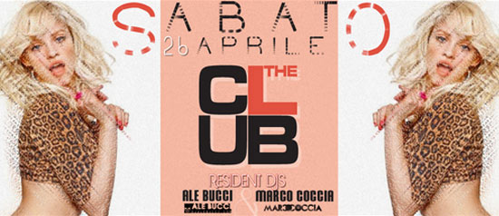 It's Saturday Night The Club Milano