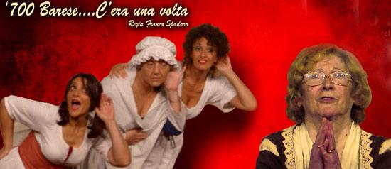 '700 barese...C'era una volta al Teatro S. Lucia di Gioia del Colle
