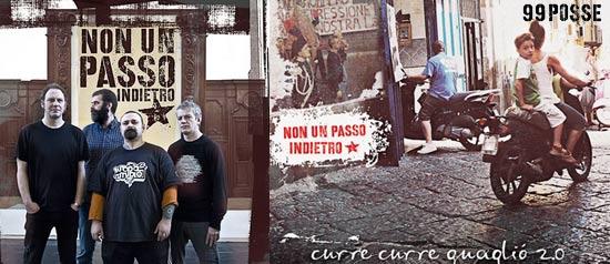 """99 Posse """"Curre Curre Guagliò 2.0"""" live Torre Pellice"""