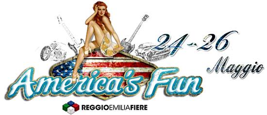 """""""America's Fun"""" Fiera a Reggio Emilia"""