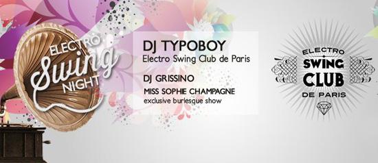 """""""Electro Swing Night"""" all'Andy Live Music di Castiglione Olona"""