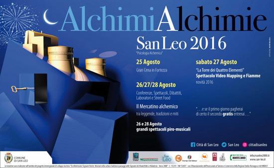 AlchimiAlchimie a San Leo 2016