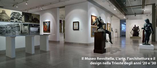 Architettura, Arte e Design negli anni 20' e 30' al Museo Revoltella di Trieste