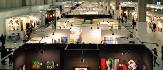 ArtParmaFair 2017 al Quartiere Fieristico di Parma