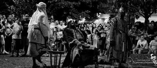"""""""1535 Carlo V ne la Terra de la Sala""""XX edizione della Rassegna Arti, Mestieri ed Usanze"""