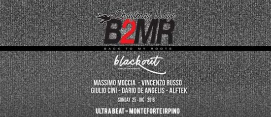 B2mr - Xmas Noise all'Ultra Beat a Monteforte Irpino