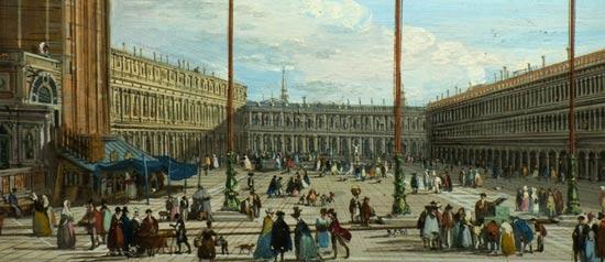 """""""Giuseppe Bernardino Bison"""" mostra al Civico Museo Sartorio della città di Trieste"""