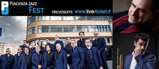Brussel Jazz Orchestra plays the music of Enrico Pieranunzi