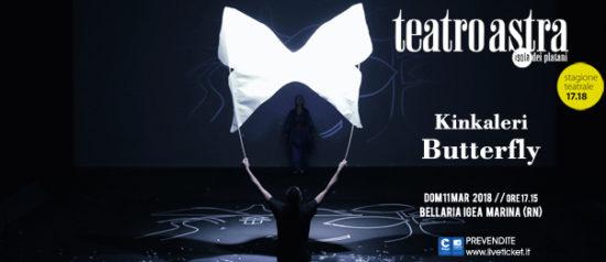 Butterfly al Teatro Astra di Bellaria Igea Marina