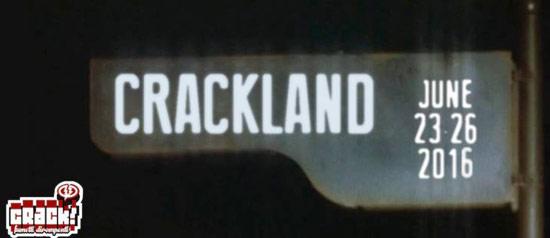 Crakland a Roma