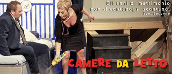"""""""Camere da letto"""" al Teatro Santa Lucia di Gioia del Colle"""