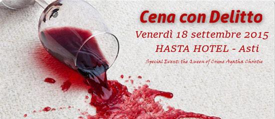 Invito a Cena con Delitto ad Asti