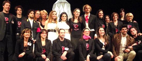 """Compagnia Vicolo del Teatro """"Giro d'amore"""""""