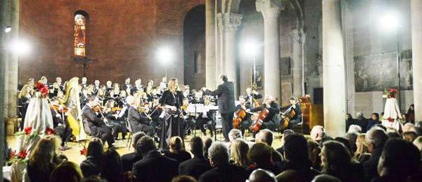 Concerto di Natale - Suoni per il Mondo alla Chiesa di San Lorenzo a Viterbo
