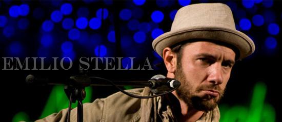 Emilio Stella live al Flash Mob di Roma