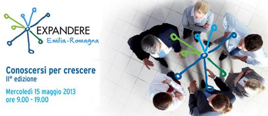 Expandere Emilia-Romagna 2ª edizione