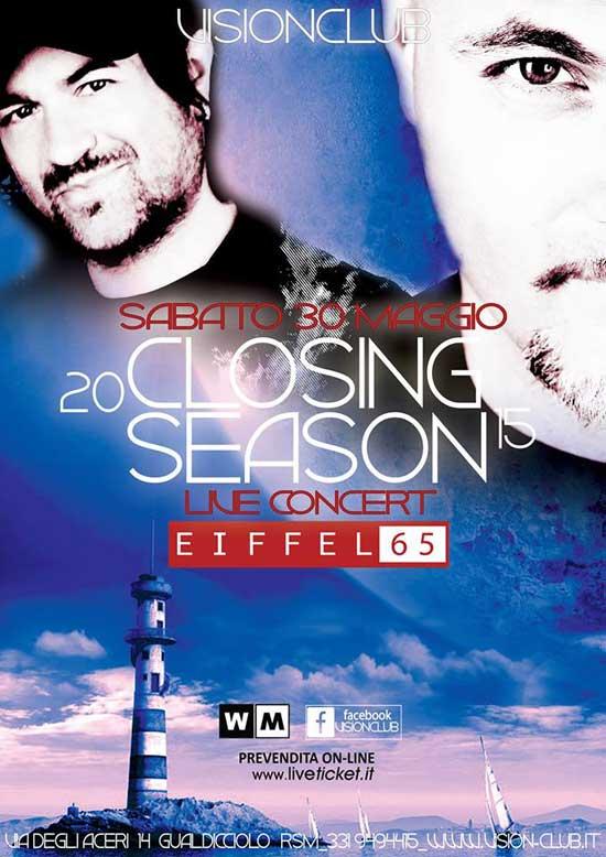 Eiffel65 @ VisionClub San Marino