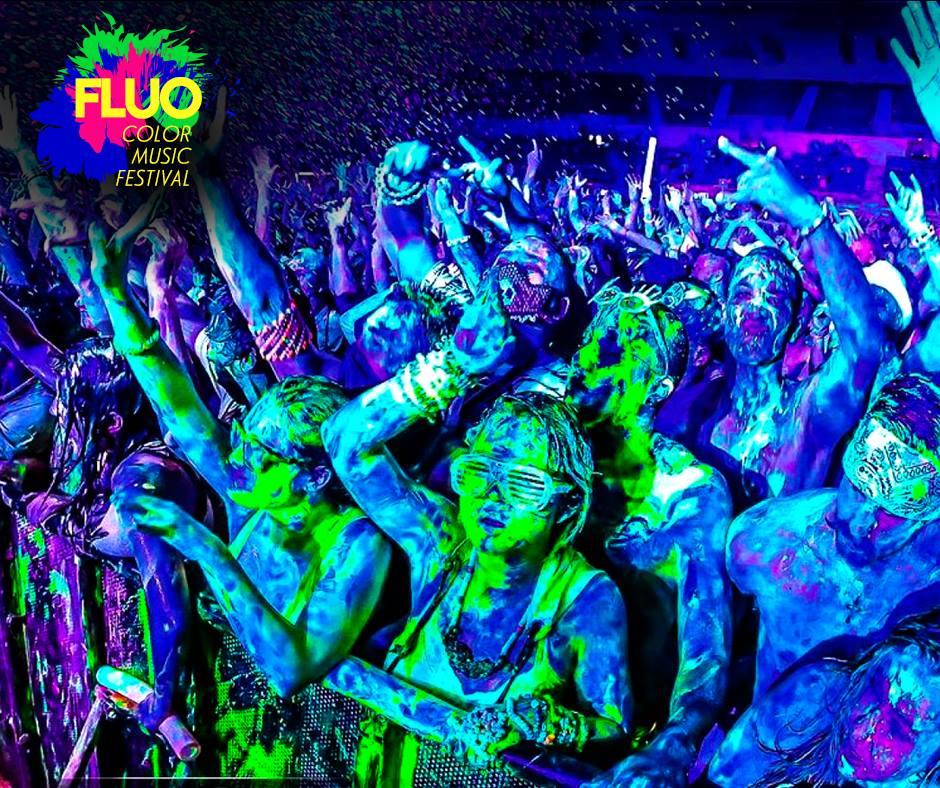Fluo Color Music Festival