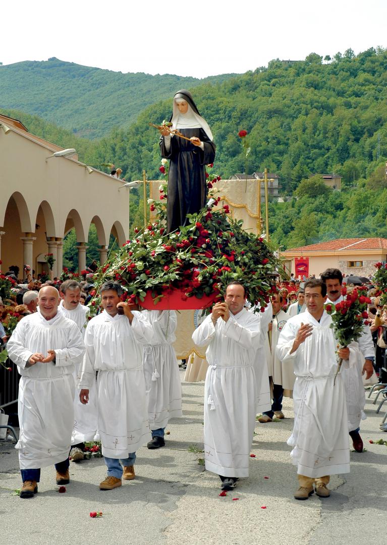 Festa di Santa Rita 2016 a Cascia