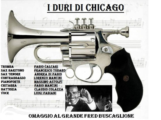 I Duri di Chicago a Velletri
