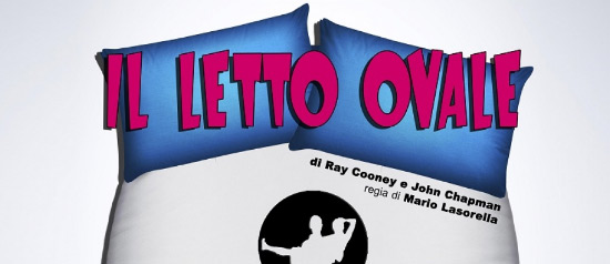 """Il letto ovale"" all' Auditorium Tarentum a Taranto"