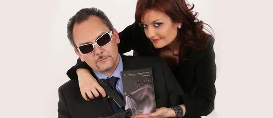 Vito Introna e Francesca Panzacchi
