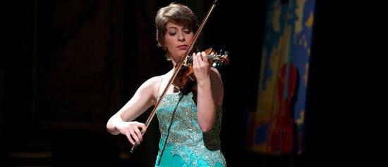 Ioana Goicea e Andrea Banciu in concerto all' Auditorium Tebaldini di San Benedetto del Tronto
