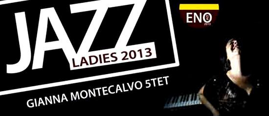 """""""Jazz Ladies"""" Gianna Montecalvo Quintet live a Molfetta"""