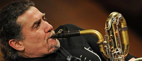 """Javier Girotto """"Maggio in Sax"""" a Roma"""