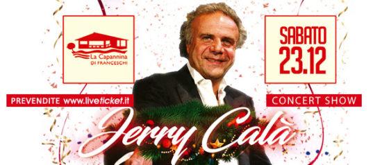 Jerry Calà - Concert Show alla Capannina di Forte dei Marmi