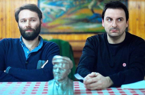 Spartiti - Jukka Reverberi + Max Collini