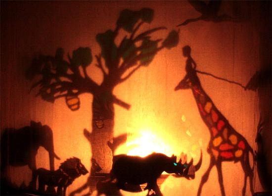"Teatroltre 2015 ""Kirikù e gli animali selvaggi"" a Lamezia Terme"