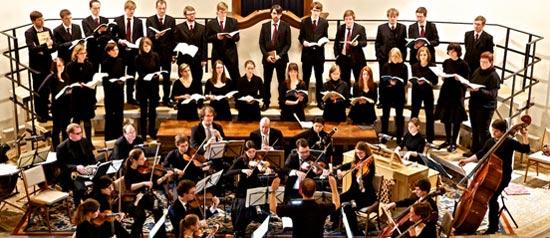 """""""Amici Musicae"""" Solisti, Coro e Orchestra da Lipsia ad Assisi e Norcia"""