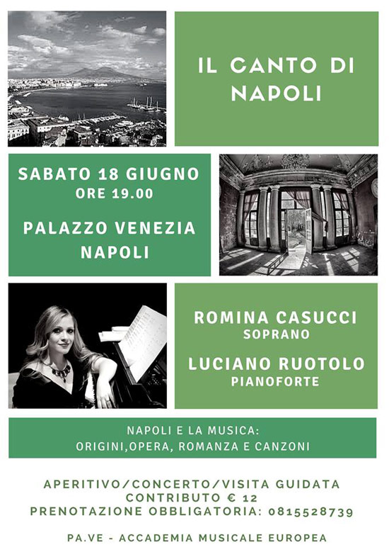 Il canto di Napoli a Napoli