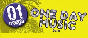 One Day Music 2011 @ BarbaraBeach