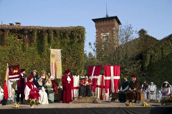 Lomazzo Medievale - Rievocazione Storica e Mercato storico