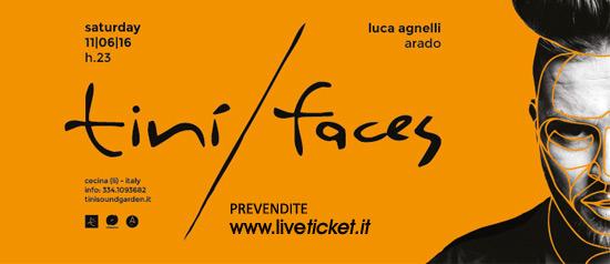 Luca Agnelli al Tinì Soundgarden di Cecina
