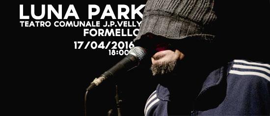 """Le vie del Fool """"Luna Park"""" al Teatro Comunale di Formello"""