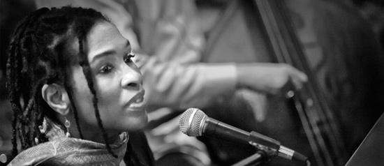 Mala Waldron trio al Castelbasso Jazz