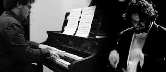 Francesco Mazzoli e Andrea Bacchetti in concerto al Teatro Ristori di Verona