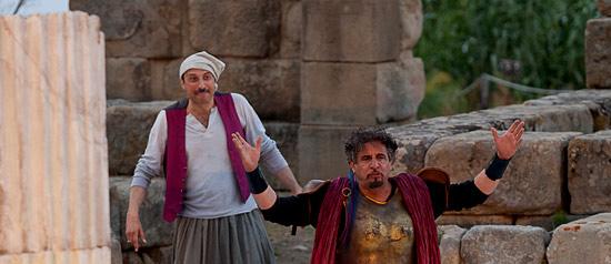 Miles Gloriosus di Plauto al Teatro antico di Tindari