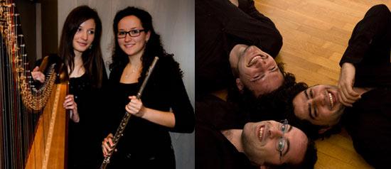 Maria Sole Mosconi, Michela Amici e il Trio Ayesha al Teatro di Cagli