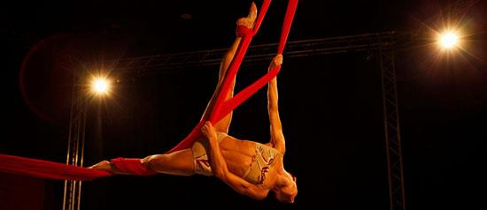 Fantasia Danza e musica, circo dell'anima al Teatro Comunale Luigi Russolo di Portogruaro