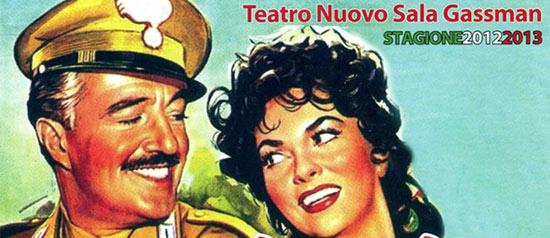 Scene da due matrimoni al Teatro Nuova Sala Gassman
