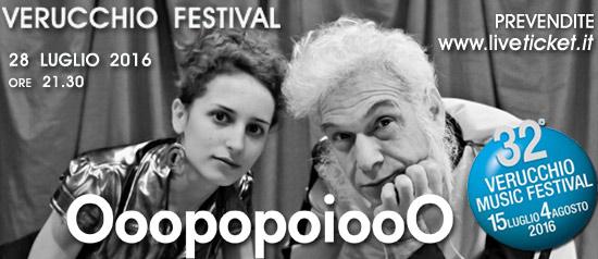 OoopopoiooO al Verucchio Festival