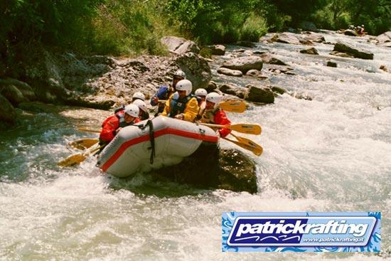 Patrick-Rafting-Abruzzo corsi