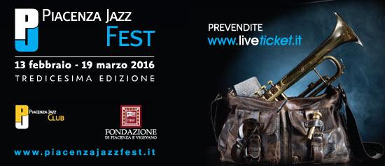 Piacenza Jazz Fest 2016